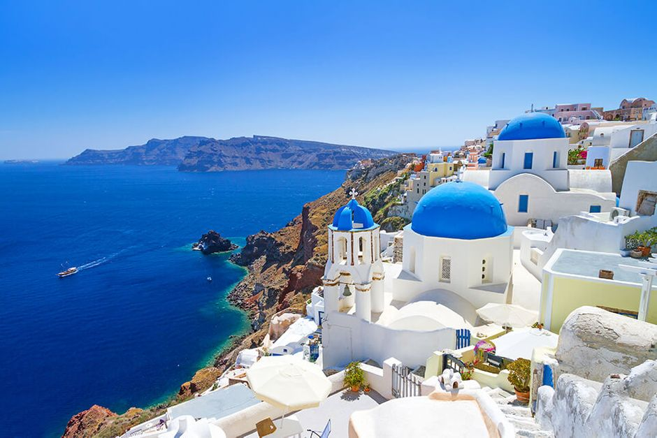 Plan your trip to Greece